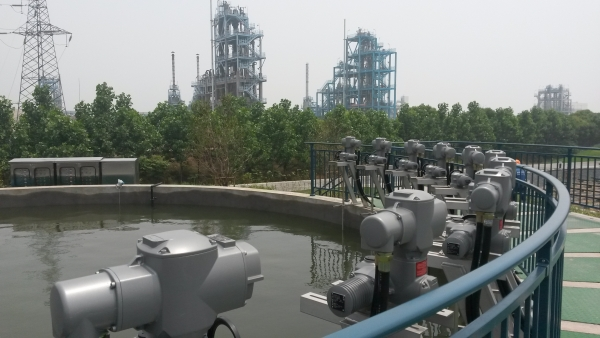 Changshu Industrial Park Tertiary Treatment Wetland